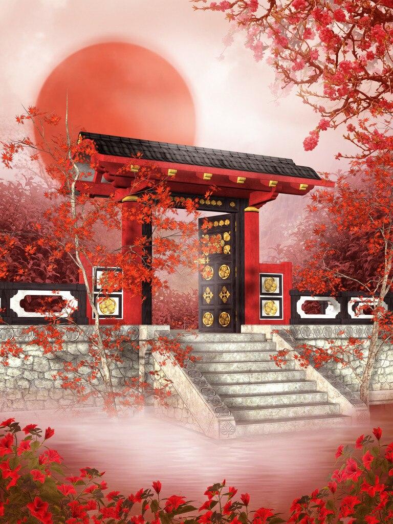 SHENGYONGBAO Art Cloth Custom Photography Backdrops Prop