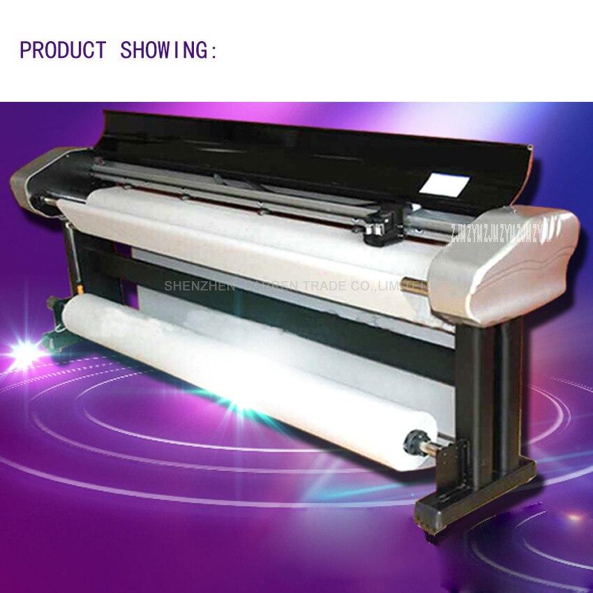 Traceur à jet d'encre 1 PC, machine à jet d'encre CAD de vêtements de H-215, imprimante d'échantillon avec la vitesse de dessin 80-120 m2/h