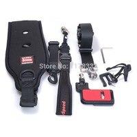 Shoulder Neck Camera Strap Sling Rápida Rápida para DSLR 5D4 1DX D4S 5D3 645Z D810 70D D5500 D750 6D 7D2 650D 700D 600D 1300D 100D