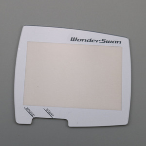 Image 2 - 5 colors choose Silver White Replacement For BANDAI Wonder Swan Color WSC WS Screen Lens Protector