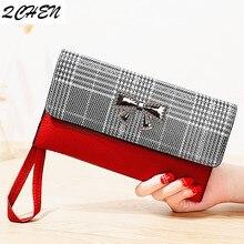 Women Long wallets Clutch New zipper tassel wallet Large Capacity Wallets Female Purse Lady Purses Phone Pocket Card Holder 518