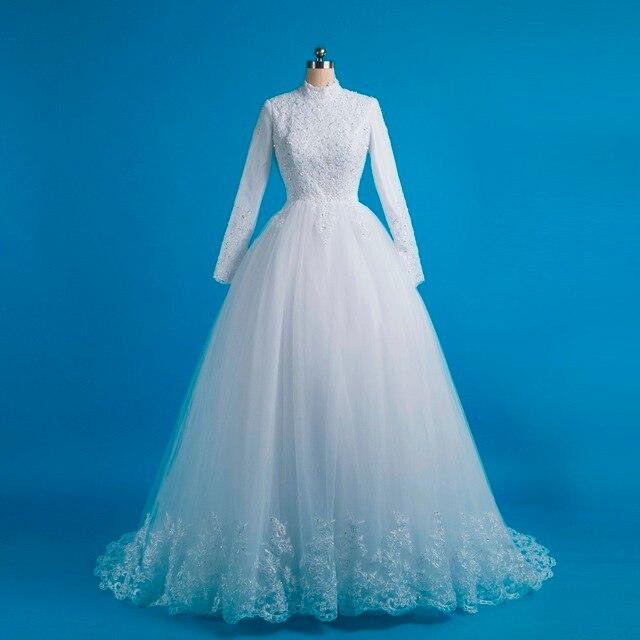 Arabisch Türkisch Islamischer Moslemischer Hijab Brautkleider ...