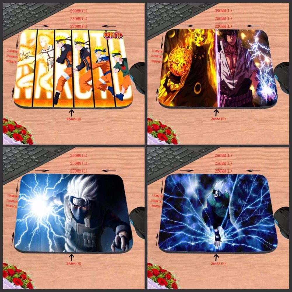 Mairuige Top Selling Cheap And Best Naruto Mouse Pad Computer Aming Mouse Pad Play Mats18*22cm And 25*29cm And 25*20cm As Gift