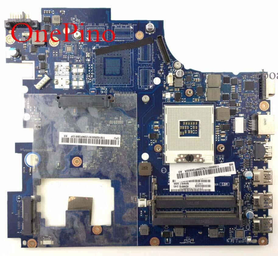 LA-7983P Rev 1.0 for Lenovo G780 motherboard HM76 tested working ipc floor pca 6114p10 rev b1 100% test