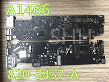 2013 лет 820 3437 A / B 820 3437 материнская плата с дефектами для Apple MacBook Air 13 ремонт A1466
