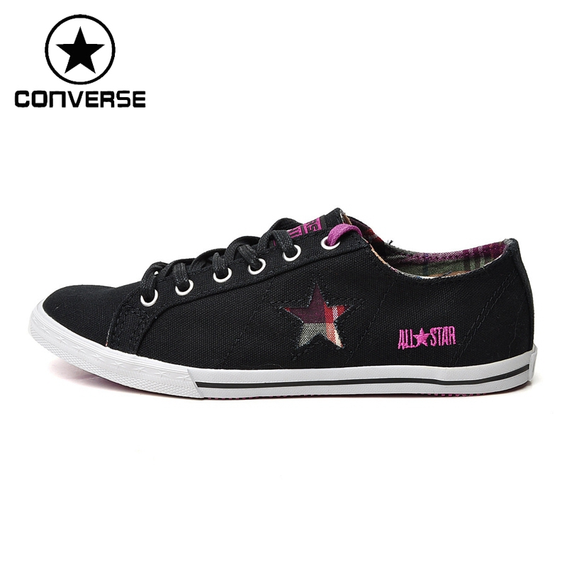 608bcc8d06ee3f Detail Feedback Questions about Original Converse Unisex Skateboarding  Shoes Canvas Sneakers on Aliexpress.com