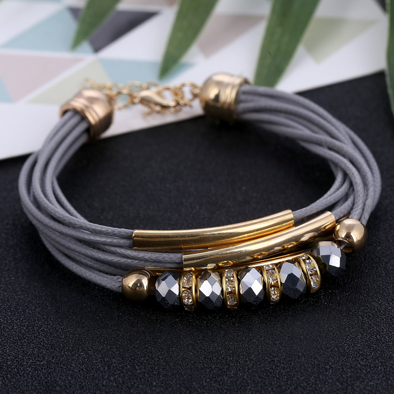Leather Bracelet for Women HTB16HuPX9RRMKJjy0Flq6xFepXan