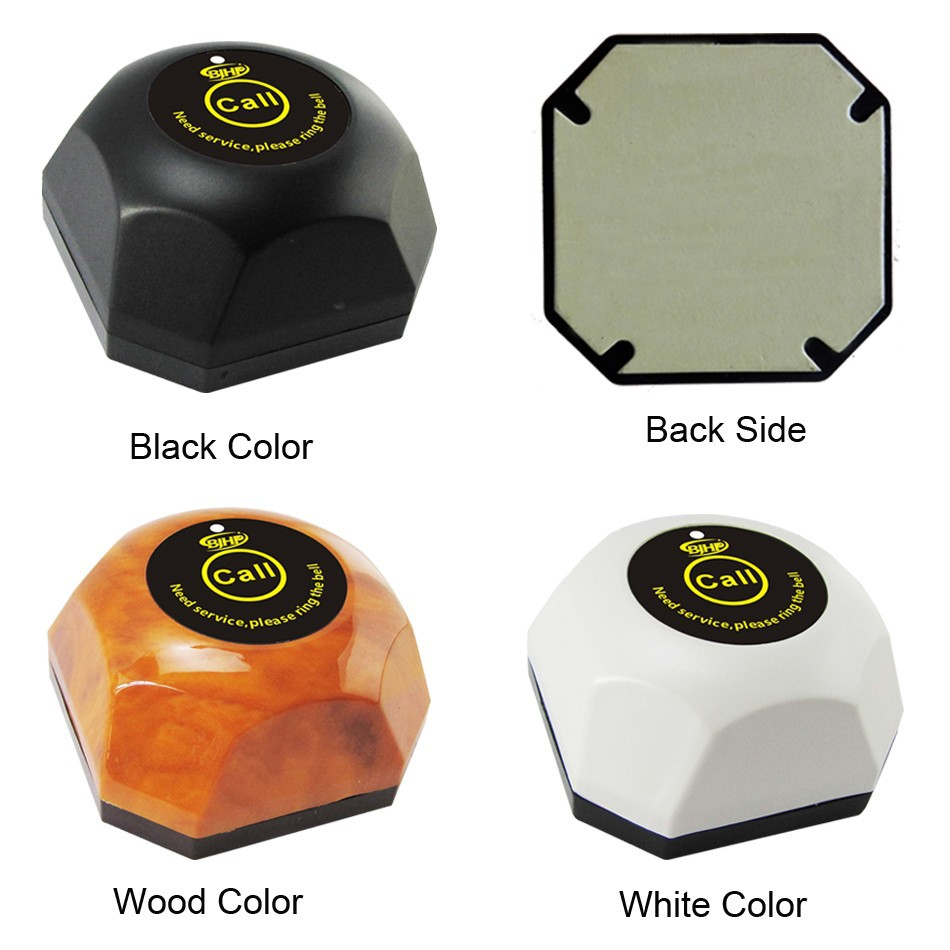 Call Button with Different colors