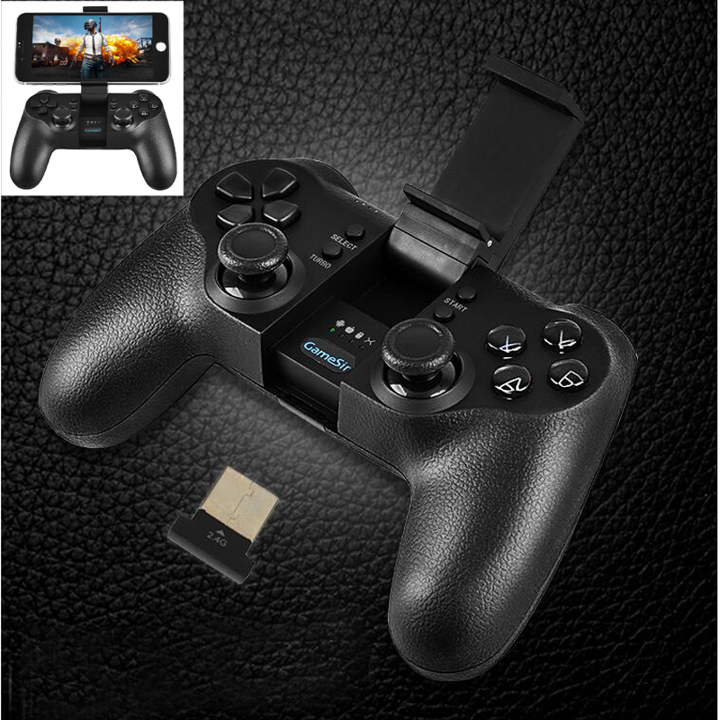 GameSir T1s Bluetooth Wireless Gaming Controller Gamepad for DJI tello for Android Windows PC VR TV