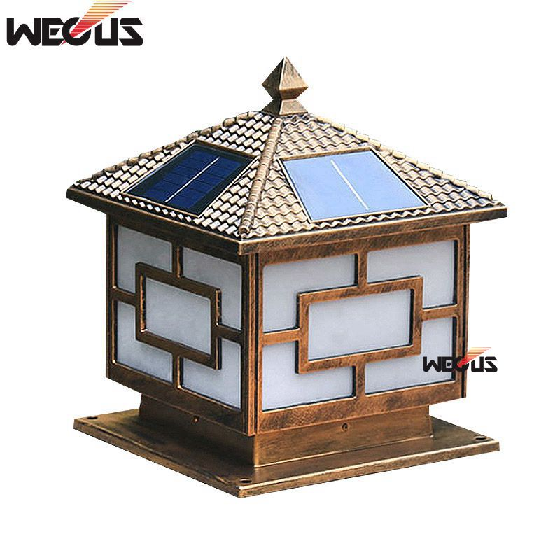 Factory Shop Solar Lights: Aliexpress.com : Buy Upgraded Version, Two Color