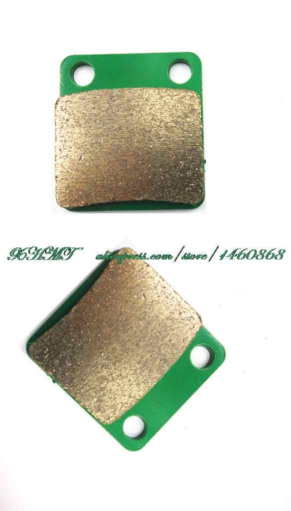 Bremsbeläge Für Honda Cb125 Cb 125 Rs (83 & Up) cr80r Cr 80 R (87-91) Crm50 Crm 50 (88-92) crm80 Crm 80 (88-92) G-Dash 50 (89-92)