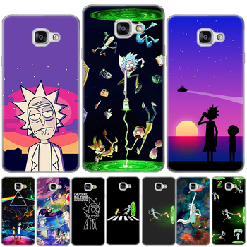 Rick And Morty Phone Case - Samsung Galaxy