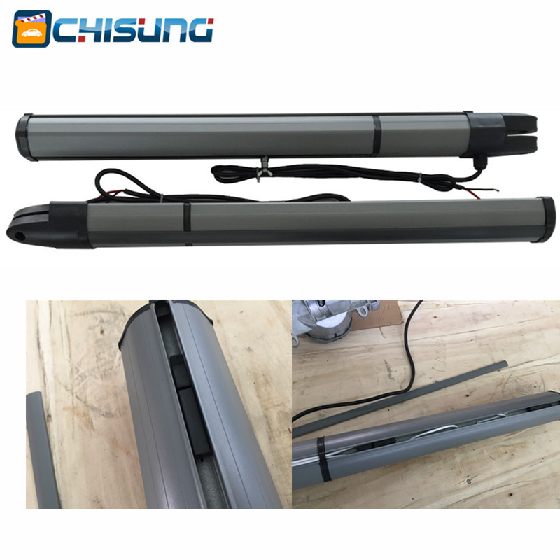 DC24V Electric Linear Actuator 200kgs Engine Motor System Automatic Swing Gate Opener + 2 remote control ac220v electric linear actuator 300kgs engine motor system automatic swing gate opener 2 remote control