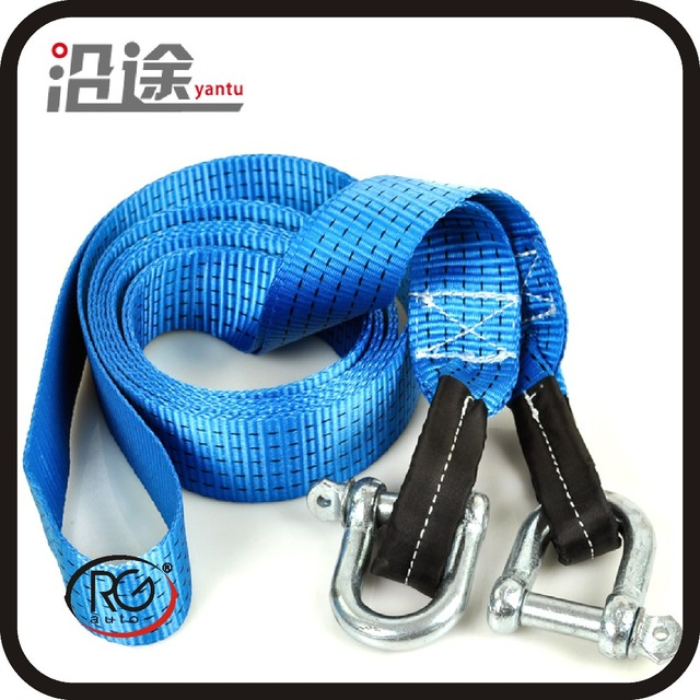 car towing rope off-road pulling rope straps