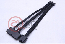 ATX 24Pin + CPU 8Pin to Mini 18Pin Power Supply Cable For Dell C6100 Motherboard Mainboard Server Workstation