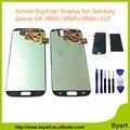 S4 lcd 5.0 polegada 100% de garantia para o samsung galaxy siv S4 i9500 i9502 i9505 i9506 i9515 Display LCD Tela Digitalizador montagem