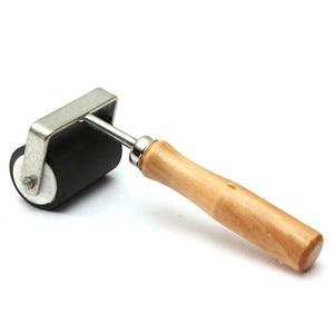 1 шт. 5 см Сверхмощный жесткий резиновый ролик для печати чернил Lino художники Искусство ремесло инструмент для декорирования краски Наборы инструментов для рисования