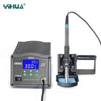 Venta Plataforma de soldadura sin plomo de alta frecuencia YIHUA950 plataforma de soldadura de alta frecuencia 150W