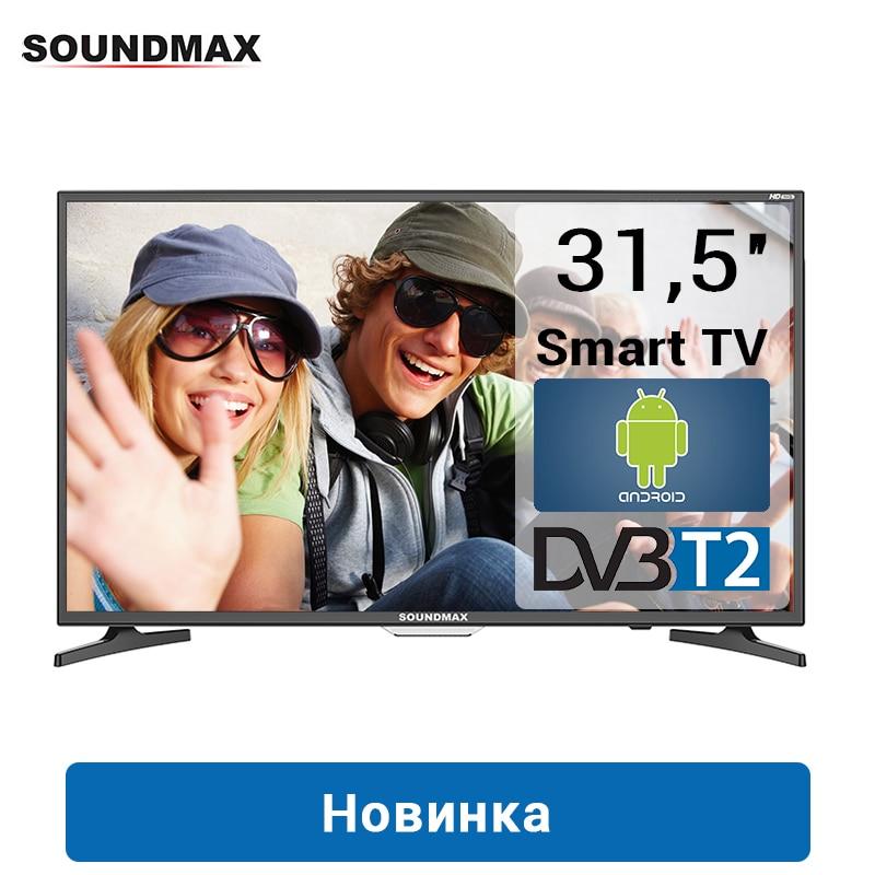 TV LED Soundmax SM-LED32M11S HDready SmartTV 3239inchTV