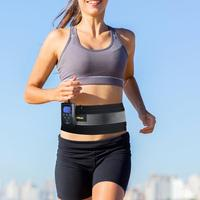 DOMAS 9065N Ab Belt Abs Stimulator Electronic Abdominal Muscle Stimulator Toning Belt for Men and Women