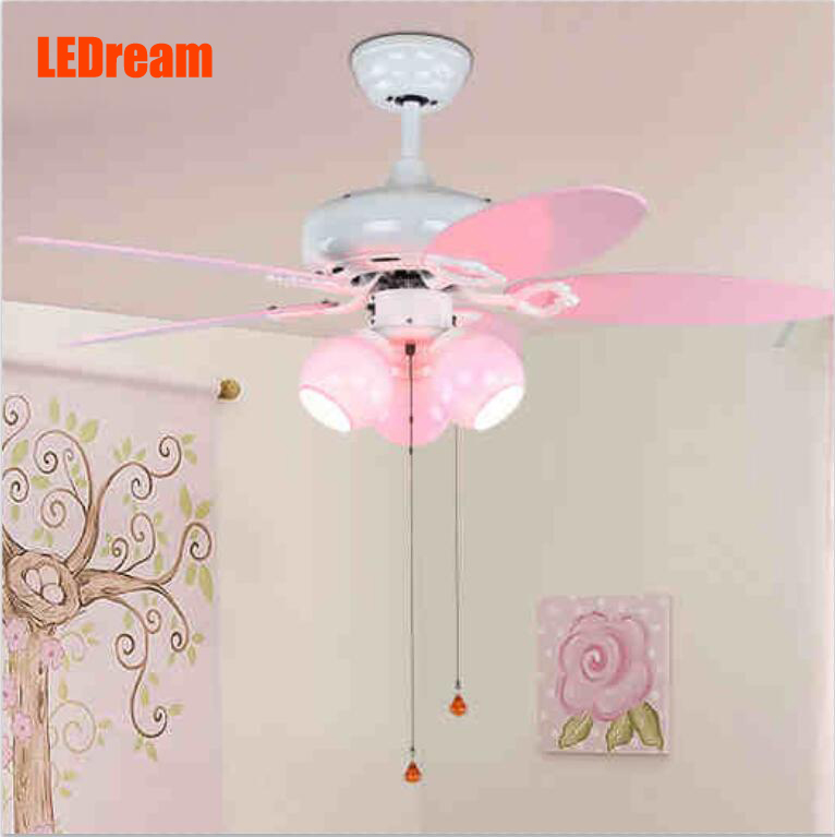 New children room bedroom ceiling lamp princess girl droplight with fan light fan light and lovely room lamps and lanterns children s room lamp ceiling lamp led cartoon boy girl warm and lanterns simple eyes princess stars moon bedroom lamps