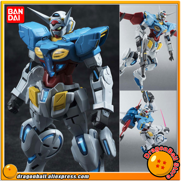 Japan Anime Gundam Reconguista in G Original BANDAI Tamashii Nations Robot Spirits Action Figure No.180 - G-Self original bandai tamashii nations robot spirits exclusive action figure rick dom char s custom model ver a n i m e gundam
