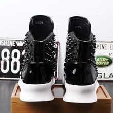 2019 Men Fashion Casual Ankle Boots