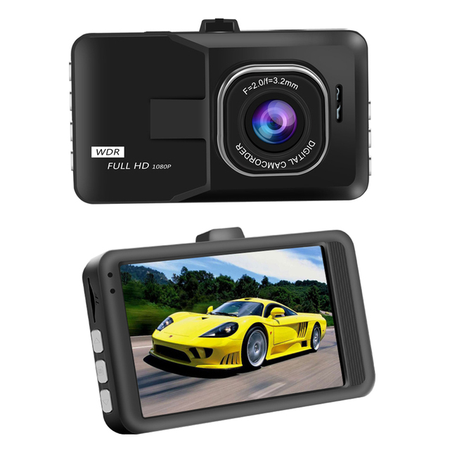Parking Recorder G-Sensor Dash Cam 4