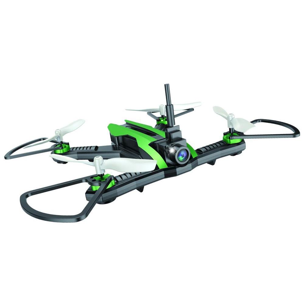 Flytec H825 5,8 GHz FPV 0.3MP HD Cámara Drone 6-Axis Gyro 3D Flip EVA espuma tablero RC Racing helicóptero