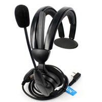 High end fashionable headphones for Kenwood TK3107 TK3207 Baofeng UV5R TYT Radios