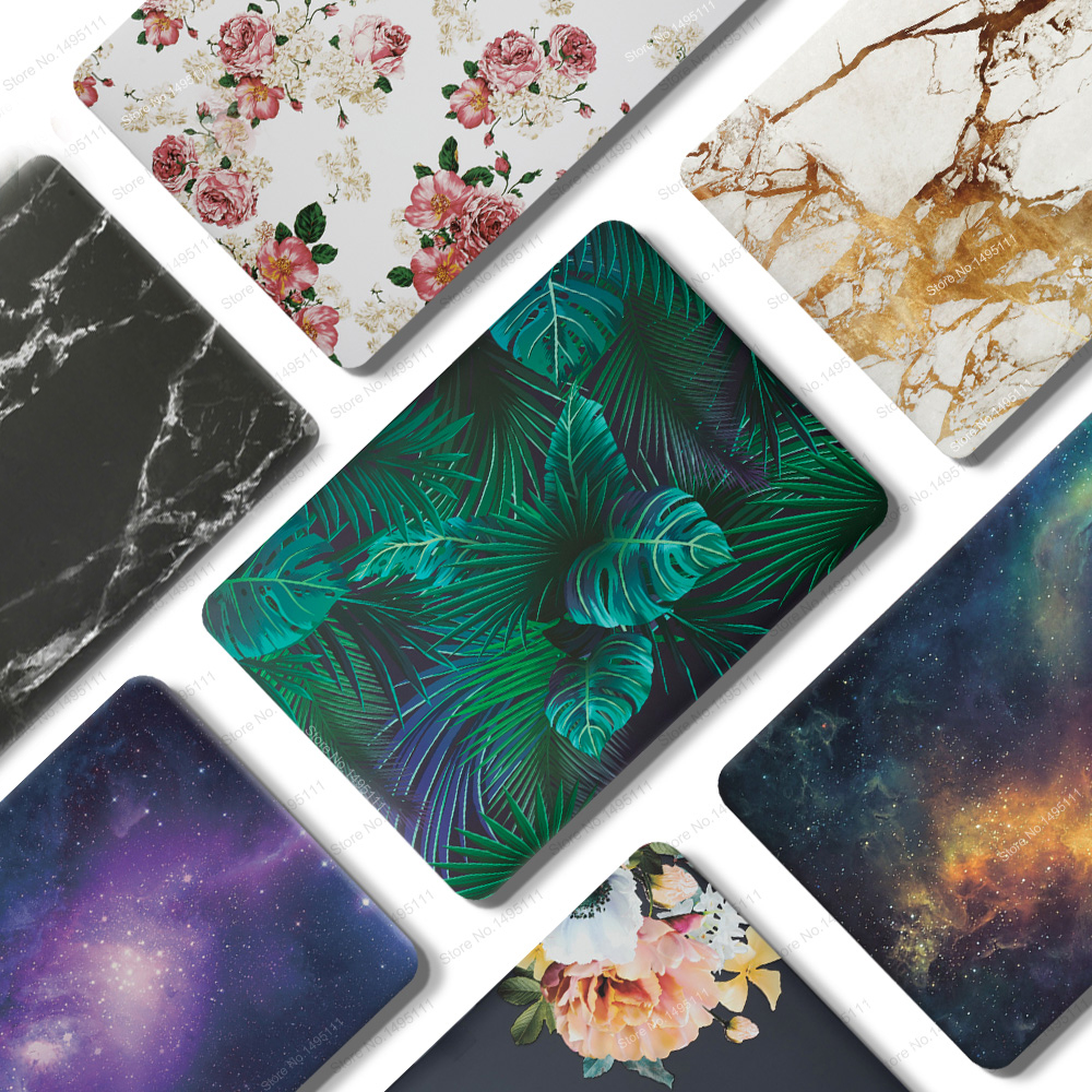 Marble Laptop Case for Macbook Air Pro Retina 11 12 13.3 15 inch for New Mac Book 13 15 with Touch Bar +Keyboard Cover image