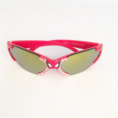 3-14 Years Baby Boys Girls Spiderman Sunglasses Kids Sunglasses European Standard Certification Oculos De Sol Gafas Lahore