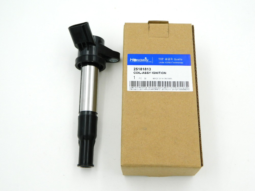 6pcs Ignition Coil for FOR CHEVROLET EPICA 2.0 (105kw)/EPICA 2.5 (115kw) 2006-2011 19005277/96414260/25181813/KM10565/96414260