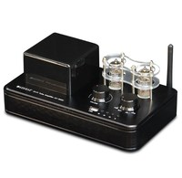 HIFI Power Electronic Tube Power Amplifier Mini Bluetooth 4 0 Amps U Disk Lossless Decoding 220V