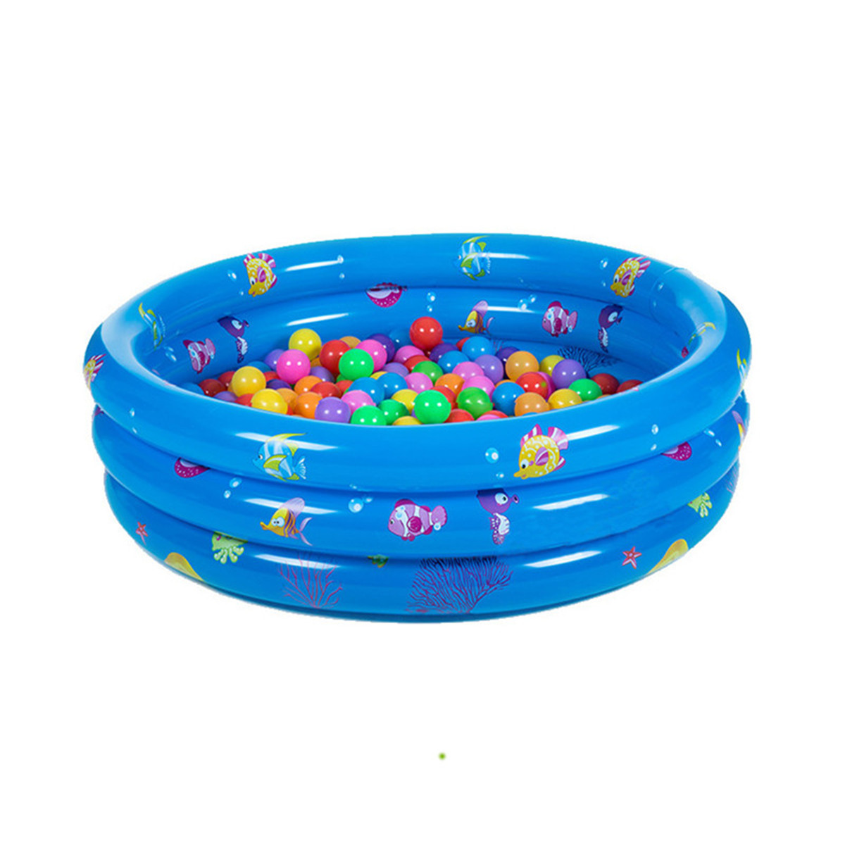 Round Baby Kids Swimming Ocean Ball Pool Inflatable Swimming Pool ...