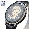 Xingyunshi Anime LED Pantalla Táctil Impresionante Hombres Reloj Luminoso Impermeable Relojes Digitales Relogio masculino Relojes de Pulsera Para Hombres