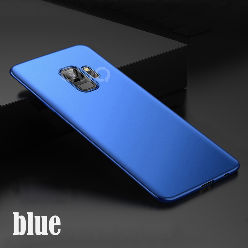 Matte Frosted Cases For Samsung A5 A7   Ultra Thin Protection Cover For Galaxy S8 S9 Plus S6 S7 Edge Note 8 Shell