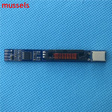 For 9 25v Input laptop Universal Backlight Inverter LED Single Lamps Constant Current Driver Board Adjustable light 2 pieces/lot