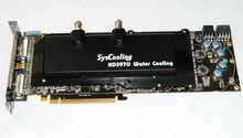 Водяное охлаждение SC-VG59 полностью покрытый алюминиевый GPU/VGA водяной блок