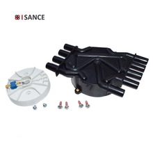 ISANCE крышка дистрибьютора D329A ротор D465 10452457 10452459 для Cadillac GMC Chevrolet Blazer C1500 C3500 Express G10 G1500 G20