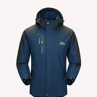2019 New man jacket spring windproof waterproof jacket Softshell hiking jacket outdoorsports Tourism Mountain jackets 004