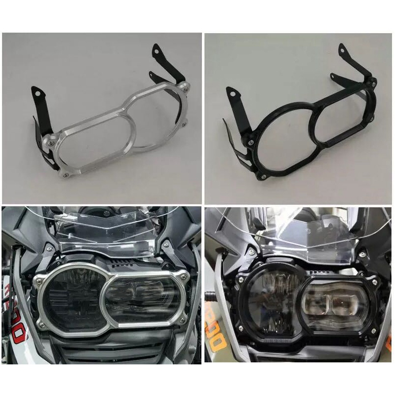 Motorcycle Headlight Protector Head Light Guard Front Lamp Cover For Bmw R1200Gs Adv / Lc 2013 2014 2015 2016 2017