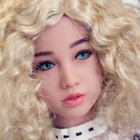 NEW Top quality sex doll head for TPE sex dolls, realdoll sex heads, oral sex toy
