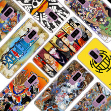 One Piece Hard Clear Case for Samsung