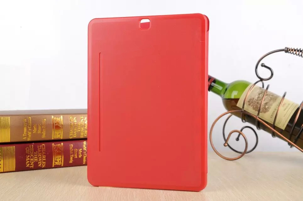 Jeans Wallet Leather Case For Samsung Galaxy Tab S2 9.7 T810 T815 9.7 Inch And Smart Stand Tablet Cover 4 In 1