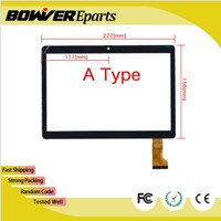A Touch Screen Digitizer For Digma Plane 9507M 3G PS9079MG Tablet Outer Touch Panel Glass Sensor