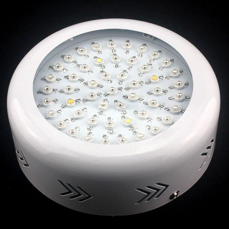 3 pcs/lote UFO 150 W Full Spectrum Led Grow lights hydroponique cultiver Box Led lampes pour plantes légumes cultiver des plantes à effet de serre