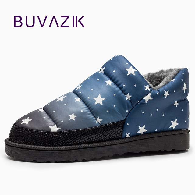 2017 women snow boots waterproof calzado mujer winter sapato feminino women's ankle boots warm outdoor shoes mixed colors