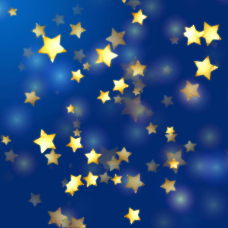 Buy photography backdrops dark blue with for Images of stars for kids