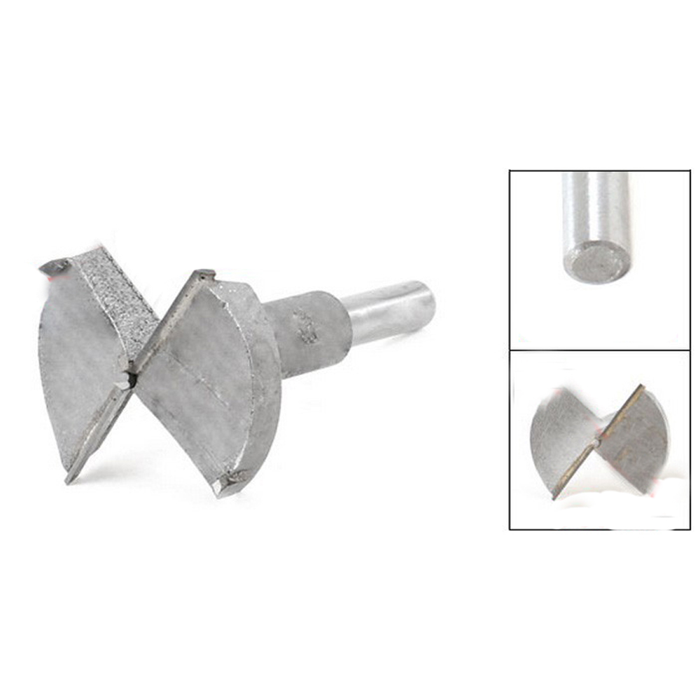 Hot sale in stock 60mm Diameter Hinge Boring Drill Bit Woodworking Hole Saw  цены